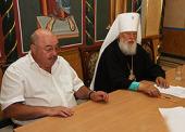 Одесский Спасо-Преображенский кафедральный собор передан Одесской епархии