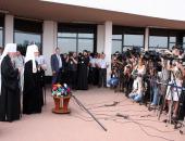 Святейший Патриарх Кирилл: «С особым чувством я вновь посещаю эту святую землю»