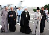 В Одессу прибыл Блаженнейший митрополит Киевский и всея Украины Владимир