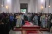 Патриарший визит на Украину. Великое освящение Спасо-Преображенского собора Одессы и Божественная литургия в новоосвященном храме.