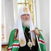 Слово Святейшего Патриарха Московского и всея Руси Кирилла за Божественной литургией в новоосвященном Спасо-Преображенском кафедральном соборе Одессы