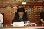 Архимандрит Пантелеимон (Шатов): Церковь готова помочь женщинам, оказавшимся в кризисной ситуации