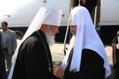 Завершилось пребывание Святейшего Патриарха Кирилла в Одесской епархии