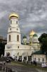 Патриарший визит на Украину. Посещение Свято-Троицкого кафедрального собора Днепропетровска.