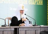 Слово Святейшего Патриарха Кирилла на встрече с духовенством Днепропетровской епархии