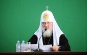 Ответы Святейшего Патриарха Кирилла на вопросы клириков Днепропетровской епархии