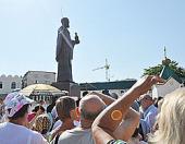 В День Военно-морского флота в Севастополе был освящен памятник святителю Николаю Чудотворцу