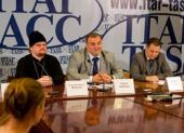 В ИТАР-ТАСС состоялась пресс-конференция, посвященная празднованию в Москве Дня Крещения Руси