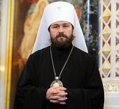 Митрополит Волоколамский Иларион: из раскола мы получаем много сигналов о том, что люди чувствуют необходимость воссоединиться с Церковью