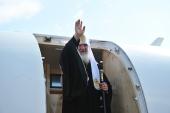 Завершился визит Святейшего Патриарха Московского и всея Руси Кирилла в Украинскую Православную Церковь