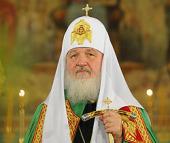 «С украинским народом легко молиться». Интервью Святейшего Патриарха Кирилла телеканалу «Россия-24».