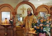 Архиепископ Егорьевский Марк посетил Патриаршие приходы в Канаде