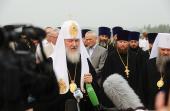 Предстоятель Русской Церкви выразил соболезнования в связи с гибелью людей в результате лесных пожаров в России