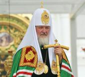 Святейший Патриарх Кирилл выступил с обращением в связи со стихийными бедствиями — засухой и массовыми лесными пожарами в России