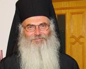 Митрополит Месогийский и Лавреотикийский Николай передал средства в фонд помощи пострадавшим от лесных пожаров в России