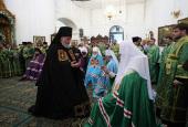 Архимандрит Илия (Быков) наречен во епископа Якутского и Ленского