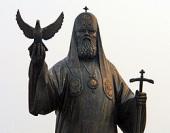 В Йошкар-Оле открыт памятник приснопамятному Святейшему Патриарху Алексию II
