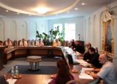 Состоялось заседание оргкомитета по подготовке V Международного Восточноевропейского симпозиума исследователей Нового Завета