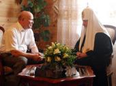 Патриаршее поздравление В.П. Шанцеву со вступлением в должность губернатора Нижегородской области на новый срок полномочий