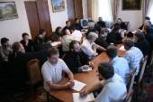 Завершились вступительные экзамены в Киевских духовных школах