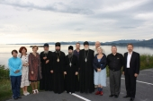 Православные христиане из России совершили паломничество на Аляску, приуроченное к 40-летию прославления преподобного Германа Аляскинского
