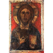 Икона XIV в. «Спас Вседержитель» будет передана на временное хранение в псковский Спасо-Елеазаровский монастырь