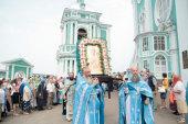 В Смоленске прошли торжества в честь чудотворной Смоленской иконы Божией Матери «Одигитрия»