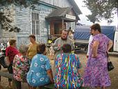 Во всех благочиниях Рязанской епархии идет сбор помощи для пострадавших от пожаров