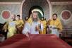 Чин великого освящения храма во имя Живоначальной Троицы в Стефано-Махрищском женском монастыре и Божественная литургия в новоосвященном храме