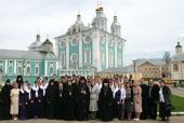 Смоленское межъепархиальное духовное училище стало первым учреждением среднего религиозного образования, получившим государственную аккредитацию