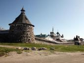 Начался визит Предстоятеля Русской Церкви в Спасо-Преображенский Соловецкий ставропигиальный монастырь