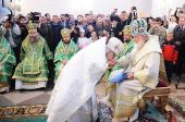 Архимандрит Пантелеимон (Шатов) хиротонисан во епископа Орехово-Зуевского, викария Московской епархии