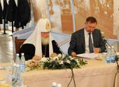 Состоялось заседание комиссии по сохранению духовного, культурного и природного наследия Соловецкого архипелага