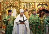 Архимандрит Вениамин (Лихоманов) хиротонисан во епископа Рыбинского, викария Ярославской епархии
