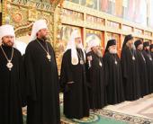 Святейший Патриарх Кирилл выразил надежду на положительное решение вопроса о преподавании основ Православия в учебных заведениях Молдовы