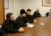 Состоялся визит делегации Отдела внешних церковных связей в Колумбию