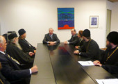 Делегация Русской Православной Церкви посетила Министерство иностранных дел Аргентины