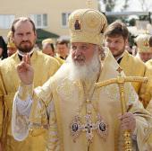 Проповедь Святейшего Патриарха Кирилла в день памяти свт. Тихона Задонского