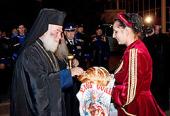 Блаженнейший Патриарх Александрийский Феодор посещает Минеральные Воды