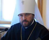 Начался рабочий визит председателя ОВЦС митрополита Волоколамского Илариона в США