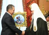 Подписано соглашение о сотрудничестве между Русской Православной Церковью и МЧС