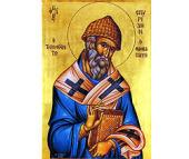 В РИА «Новости» пройдет пресс-конференция, посвященная принесению десницы святителя Спиридона Тримифунтского в Россию
