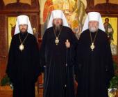 Председатель ОВЦС митрополит Волоколамский Иларион совершает рабочую поездку в США