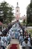 Патриаршее служение в Донском монастыре в день празднования в честь Донской иконы Божией Матери
