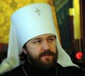 Завершилась рабочая поездка председателя ОВЦС митрополита Волоколамского Илариона в США