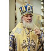 Слово Святейшего Патриарха Кирилла после Божественной литургии в день празднования в честь Донской иконы Божией Матери