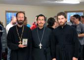 По благословению митрополита Климента клирики Калужской епархии приняли участие в экспедиции «Аляска-2010»