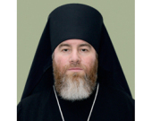 Патриаршее поздравление епископу Речицкому Леониду с 50-летием со дня рождения