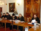 Насущные вопросы монашеской жизни обсудили в Москве в рамках Межсоборного присутствия