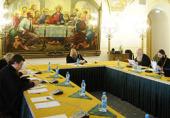 Комиссия Межсоборного присутствия по вопросам церковного управления и механизмов осуществления соборности в Церкви провела итоговое в текущем году заседание